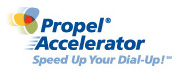 Propel Accelerator - Speed up your Dial-up!